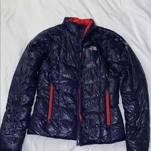 North Face Summit Series Light Down-Filled Jacket